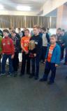 Celostátní soutěž RoboRawe Pardubice