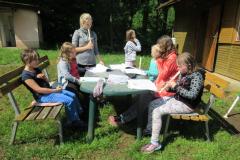 Hudební víkend + Přátelé lesa. Jahodnice-květen 2018