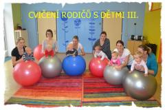 cvičení rodičů s dětmi 3