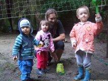 Pobyt rodin s dětmi v Krčkovicích