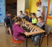 Šachový turnaj pro děti - 8.5.2019