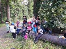 Výpravy za pokladem - příměstský tábor - červenec 2018