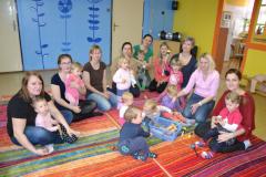 Cvičení rodičů a dětí 2