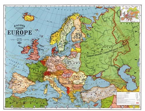 Cestujeme Evropou