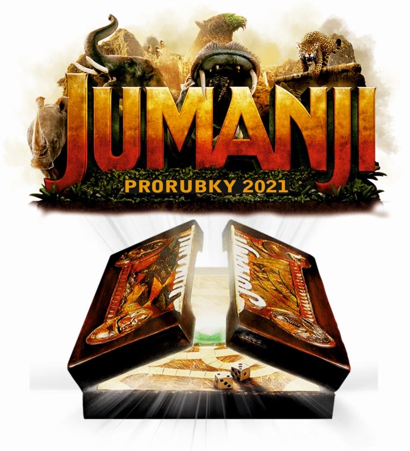 Logo tábor Jumanji Prorubky 2021